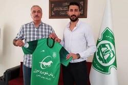«باصفا» به تیم فوتبال ماشین سازی تبریز پیوست
