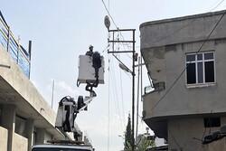 Adana'da elektrik akımına kapılan kişi yaralandı
