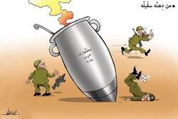 مخلفات حرب 2014 على قطاع غزة
