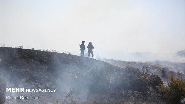 Siyonist Rejim Filistinli çiftçilere saldırdı