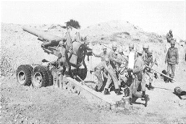 گزارش عملکرد گردان 388 توپخانه ارتش در دشت آزادگان سال 1360
