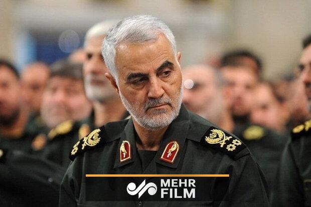ایرانی فضائیہ کے سربراہ کی شہید قاسم سلیمانی کی شب شہادت کے بارے میں روایت