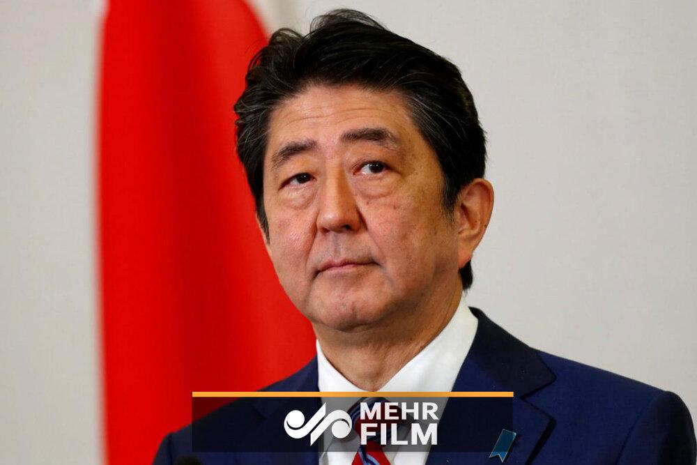 VIDEO: Japan's Shinzo Abe leaves office for last time