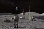 بازدید فضانوردان ناسا از قطب جنوب ماه لغو شد