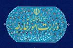 ادعاء واشنطن بشأن عودة العقوبات على إيران لا أساس له من الصحة