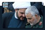 «شیخ اکرم الکعبی» خونخواه ژنرال سلیمانی است