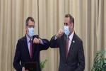 امضای ۳ توافقنامه میان عراق و اتحادیه اروپا