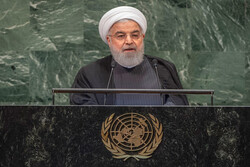 Rouhani, Zarif to address UN General Assembly via videoconf.