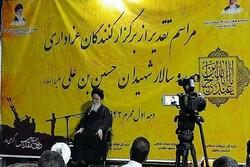 محرم امسال ایران یکپارچه حسینیه سیدالشهدا(ع) شد