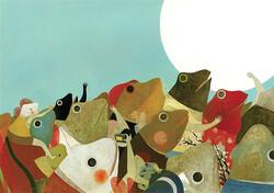 فراخوان کتابهای تصویرگریشده کودک و نوجوان