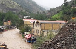 VIDEO: Talesh county hit by heavy rain, flood
