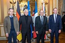 یورپی ممالک نے ایران کے خلاف دوبارہ پابندیوں کے امریکی اقدام کو رد کردیا