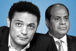 """دعوات للاطاحة بالرئيس المصري """"#يسقط_يسقط_حكم_العسكر"""""""