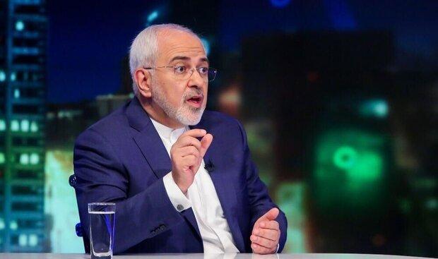 ظريف: إيران ترحب بوقف الأعمال العدائية في ناغورنو كاراباخ كخطوة نحو السلام