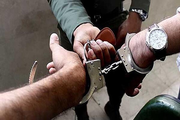 دستگیری ۳ کارمند ثبت اسناد در گلستان