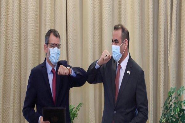 العراق  يبرم 3 اتفاقيات مع الاتحاد الأوروبي