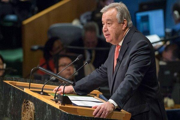 الأمين العام للأمم المتحدة يهاجم حزب الله ويعتبر سلاحه انتهاكا للشرعية