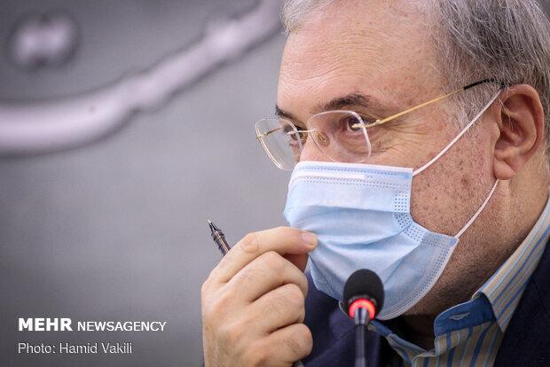 وزير الصحة الإيراني: أكِنُّ حبا متميزا ومتفردا لقائد الثورة الإسلامية