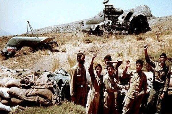 مقاومت تا آخرین گلوله ادامه داشت/حمله همه جانبه باوجود قطعنامه۵۹۸