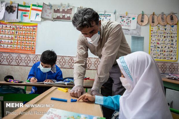 تعطیلی آموزشهای حضوری مدارس در ۲۰ شهرستان خراسان رضوی