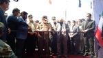 افتتاح نمایشگاه هفته دفاع مقدس در مشهد