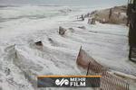 طوفان لانوس در سواحل یونان