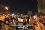 مسدود کردن خیابانهای منتهی به خانه نتانیاهو توسط پلیس صهیونیستی
