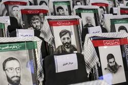 İran'da şehitler, emekli askerler ve gaziler anıldı