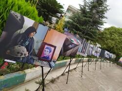 خاطره گویی رزمندگان دفاع مقدس در ۴۰ محله قائمشهر