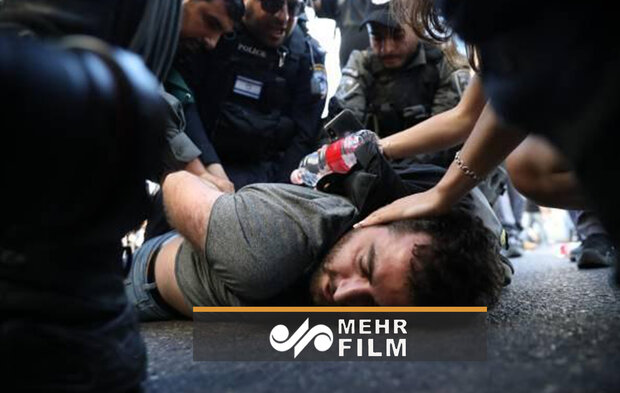VIDEO: 11 Anti-Netanyahu protesters arrested