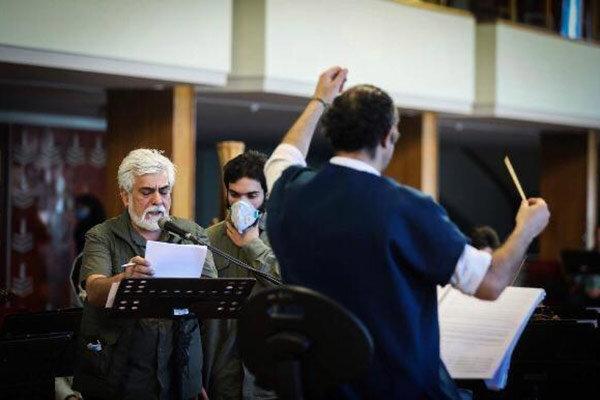 حسین پاکدل دومین روایتگر موسیقی- نمایش «علمدار»