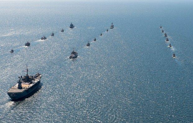 Iran takes part at Caucasia 2020 military drills