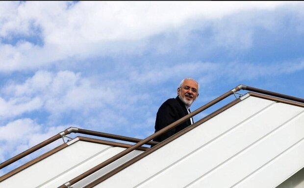 «ظریف» به روسیه میرود