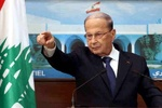 عون: لبنان بر حفظ حقوق و حاکمیت زمینی و دریایی خود مصمم است