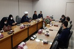برگزاری اولین جلسه قرارگاه مطالبهگری رسانههای استان قزوین