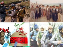 کردستانی ها استوار در میدان جنگ/مردم پیشگام دفاع از انقلاب و نظام