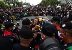 تظاهرات گسترده علیه دولت و پادشاهی در تایلند