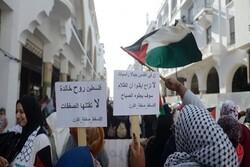 غضب في المغرب بعد إعلان التطبيع مع الإحتلال