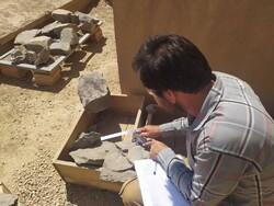 مستندنگاری، شناسایی و طبقه بندی ۳ هزار قطعه سنگ پارسه