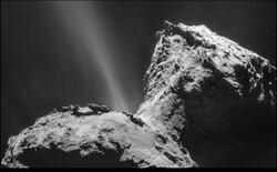 کشف هاله درخشان اطراف ستاره دنباله دار