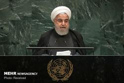 مساء اليوم.. بث كلمة الرئيس الإيراني خلال أعمال الجمعية العامة للأمم المتحدة