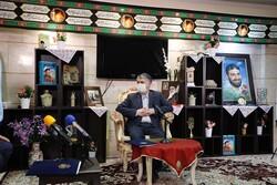 تجلیل از مقام شهید طهرانی مقدم در طرح ملی «سه شنبه های تکریم»