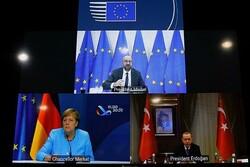 اردوغان بر لزوم کاهش تنش در مدیترانهشرقی تأکید کرد