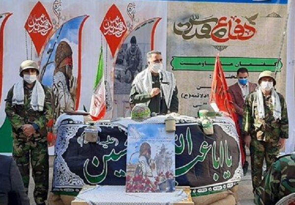 دفاع مقدس ابهت استکبار را نابود کرد / انقلاب به جهان صادر میشود