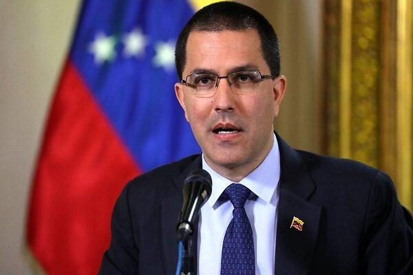 وزير خارجية فنزويلا يشيد بدعم ايران لبلاده