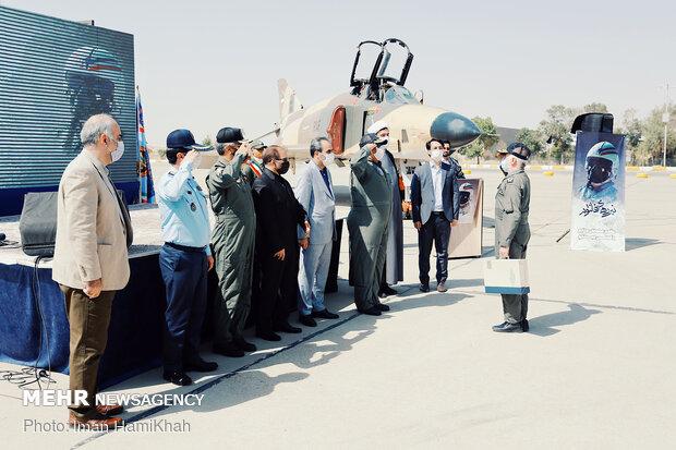 مراسم گرامیداشت عملیات «کمان ۹۹»