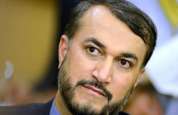 عبد اللهيان: النظام الأميركي بلطجيّ وكذاب