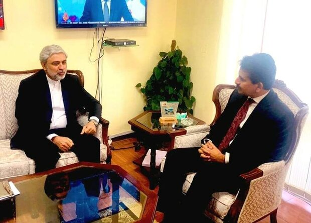 Tehran-Islamabad confer on development of common ties