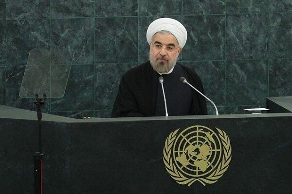 روحاني: إيران أول دولة وقفت إلى جانب الشعب الكويتي في مواجهة صدام