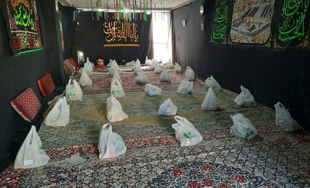 این خانه وقف امام حسین(ع) است/ عزاداری و جمعآوری کمکهای مردمی